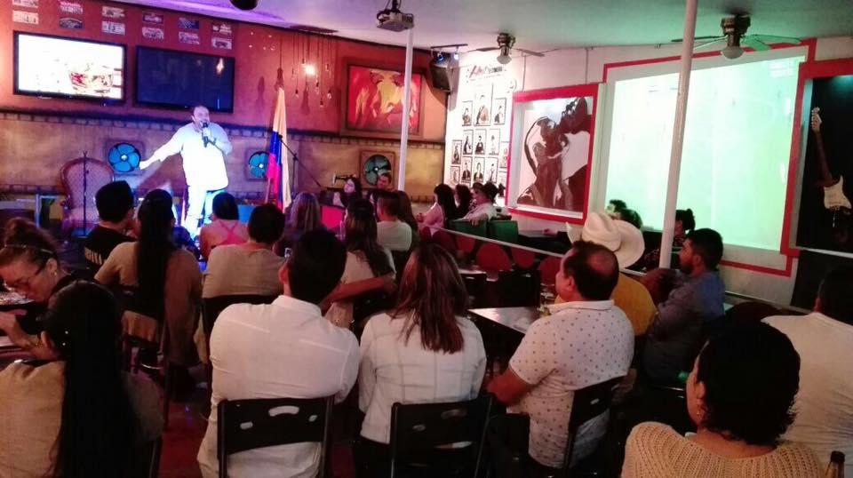 Invasión Caleña en Cinaruco Bar - Yopal (Casanare)