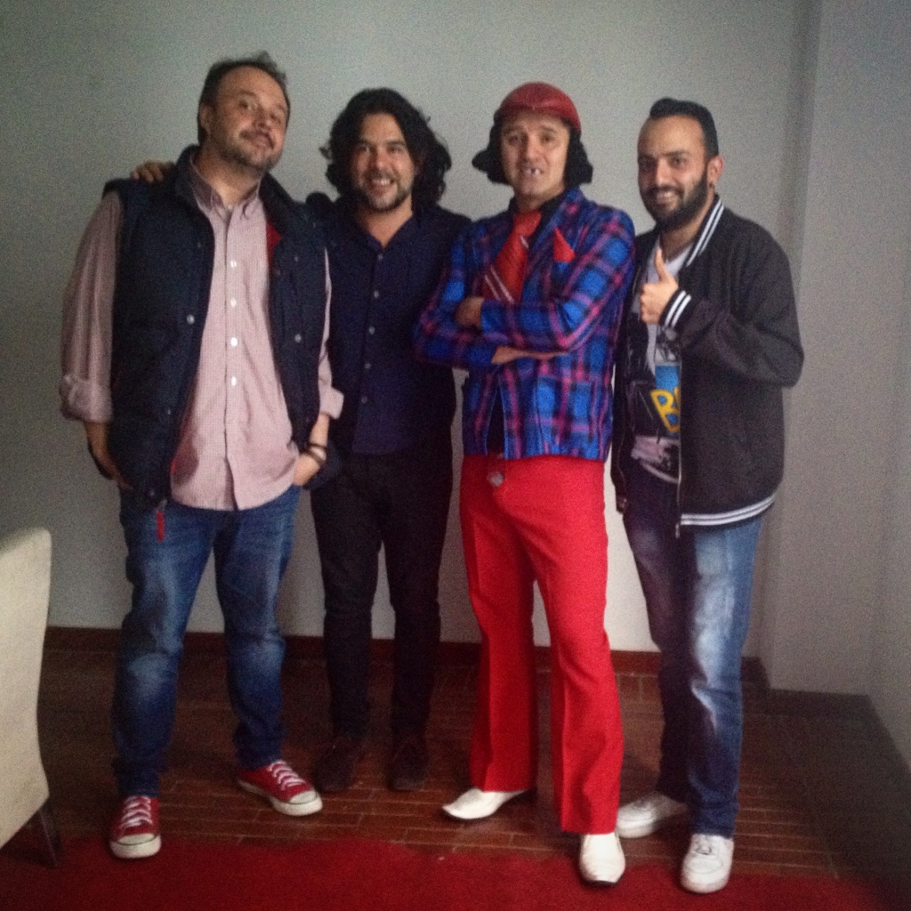 Show Policia Nacional - Juan Buenaventura, Hassan y Andrés Torres
