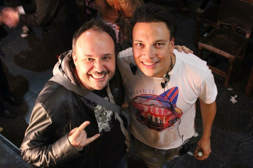 Con mi hermano del alma Tato Devia - Call Back Comedy Central