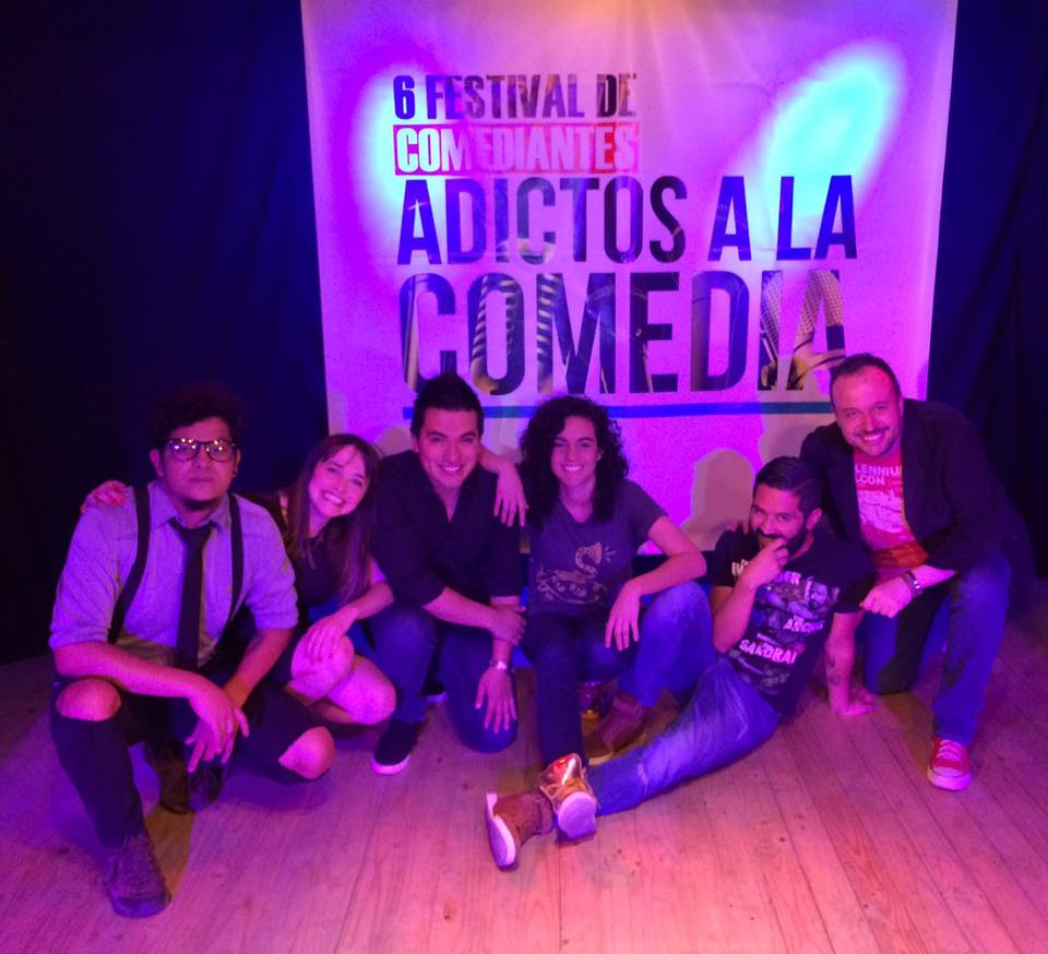 6º Festival Adictos a la Comedia