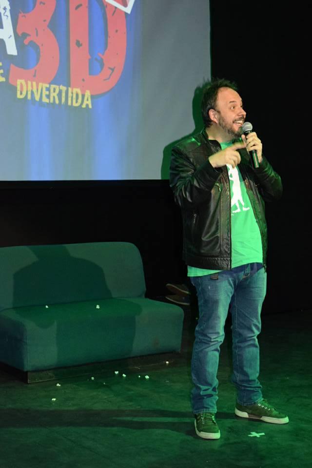 Comedia 3D - Festival FAICP
