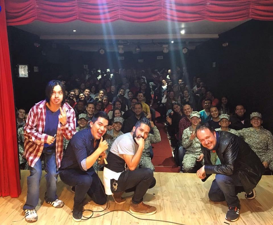 Comedia 3D - Invitado: Paulo Hernández