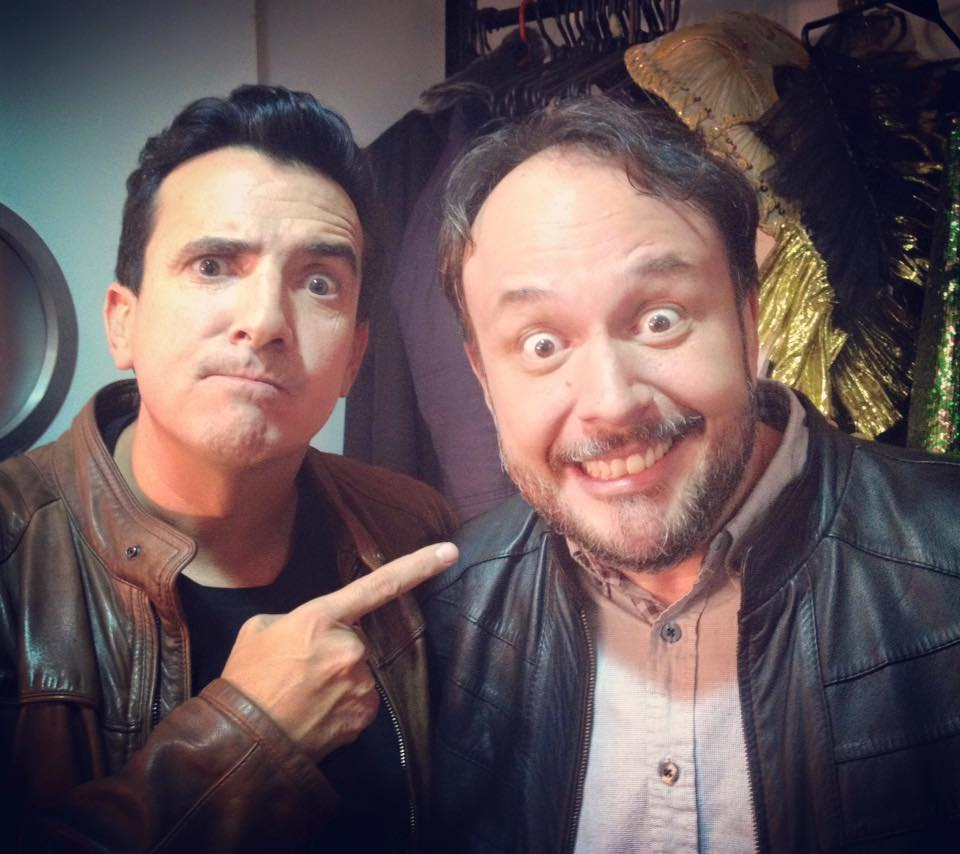 Zona de Riesgo de los Comediantes de CasaE - Antonio Sanint